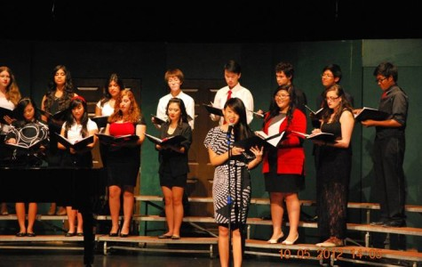 Fall Choir Concert Review