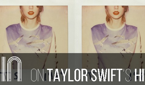 """Review: Taylor Swift's """"1989"""""""