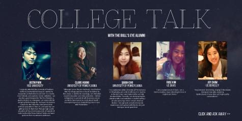 College Talk with Alumni