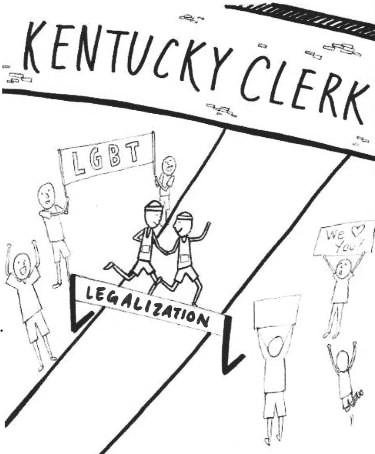 Gay Marriage Legalization Trying to Cross Kentucky