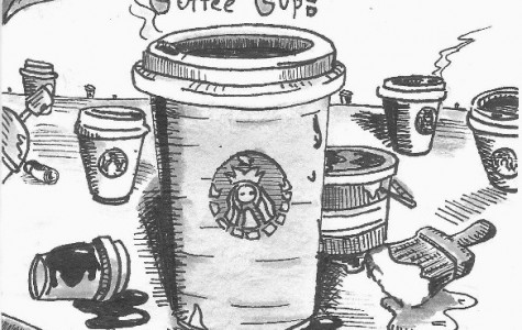 Seriously Satirical: Holiday Starbucks Cups