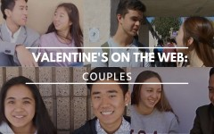 Valentine's on the Web: Couples
