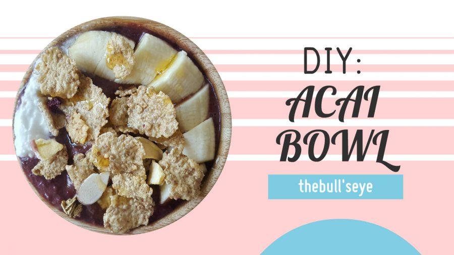 DIY: Acai bowl
