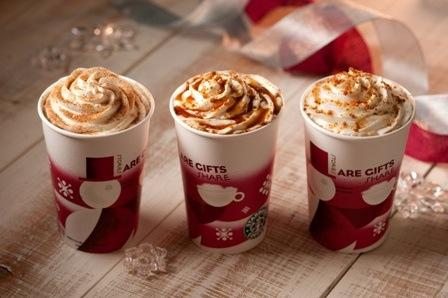 Holiday drinks showdown