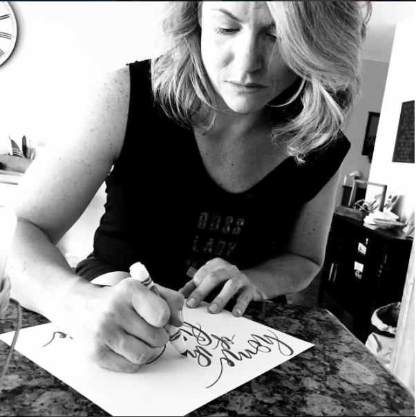 Dance Teacher Displays Ink on Instagram