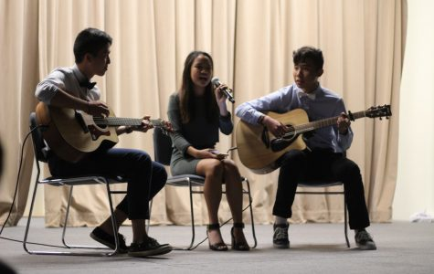 Service clubs host charity gala to showcase student talent
