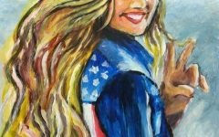 Brahmas honored in Congressional art competition