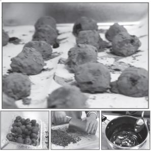 Recipe for Love: Raspberry Truffles