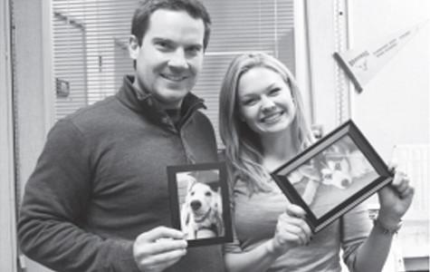 Cute Campus Couples: Teacher Edition