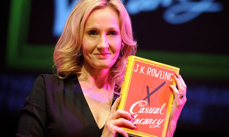 Lea's Book Review: Casual Vacancy