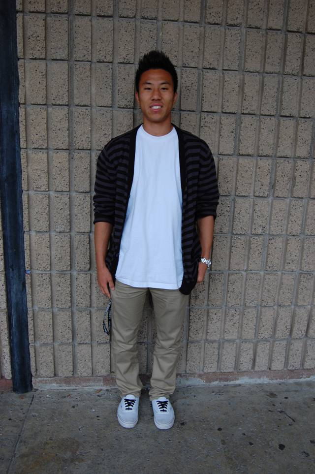 Athlete of the Month: Justin Yang
