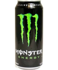 The Buzz on Energy Drinks