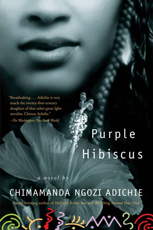 What Are You Reading Now? : Purple Hibiscus