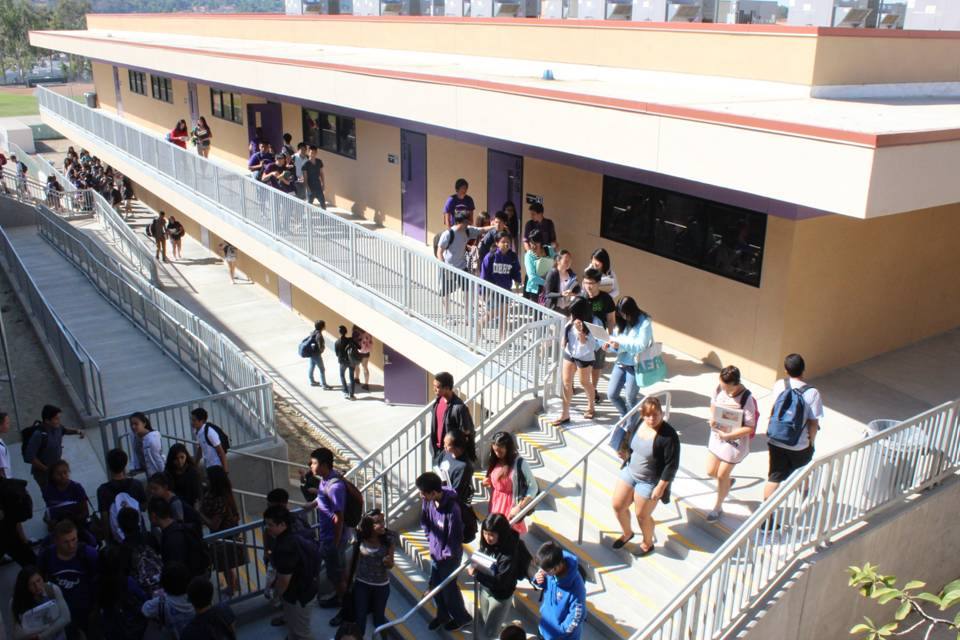 DBHS adds new math building
