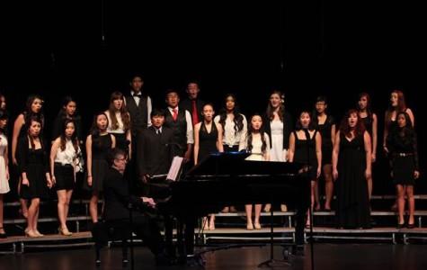 Fall Choir Concert Recap
