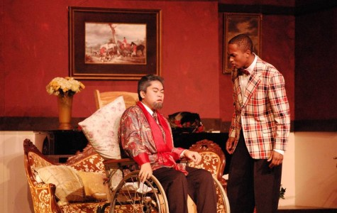 """Drama Impresses in Fall Play"""