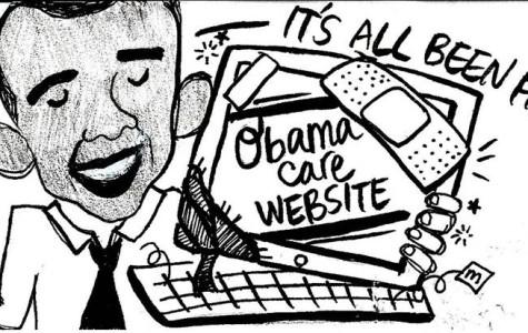 Blazing Trails of Satire: Obamacare Nightmare?