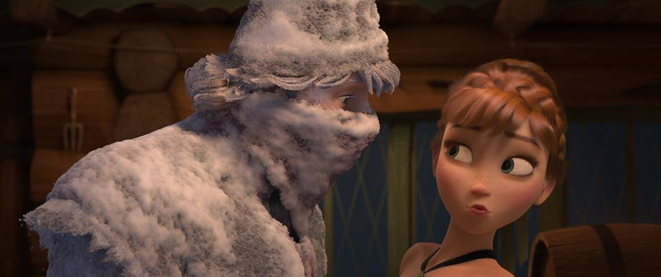The Buzz: Frozen