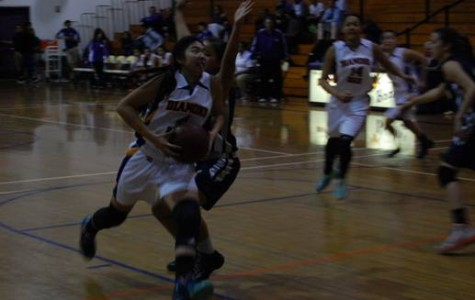 Norah Wu leads the Lady Brahmas to a must needed win