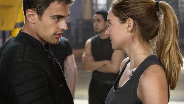 The Buzz: Divergent