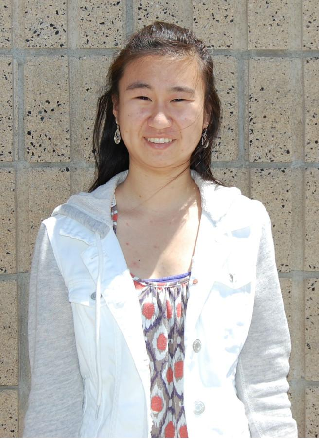 Student Spotlight: Stacy Wang