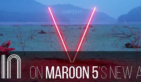 """Maroon 5: """"V"""""""