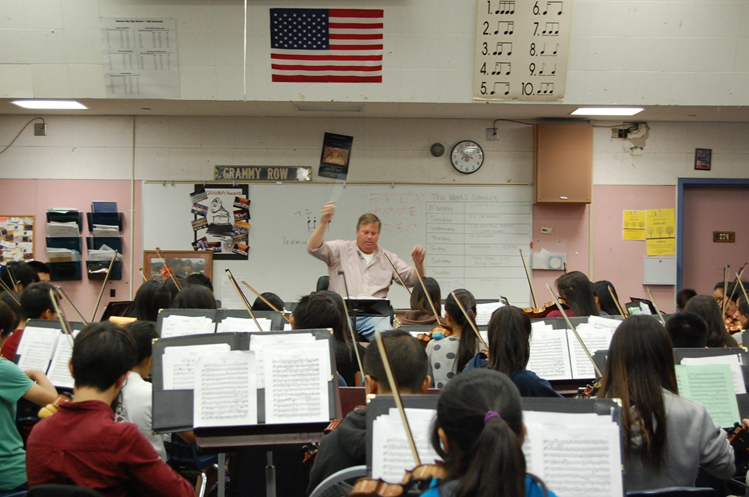 Band Director Nominated for Grammy Award For Second Time