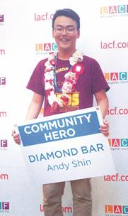 Volunteer Service Award for Local Hero