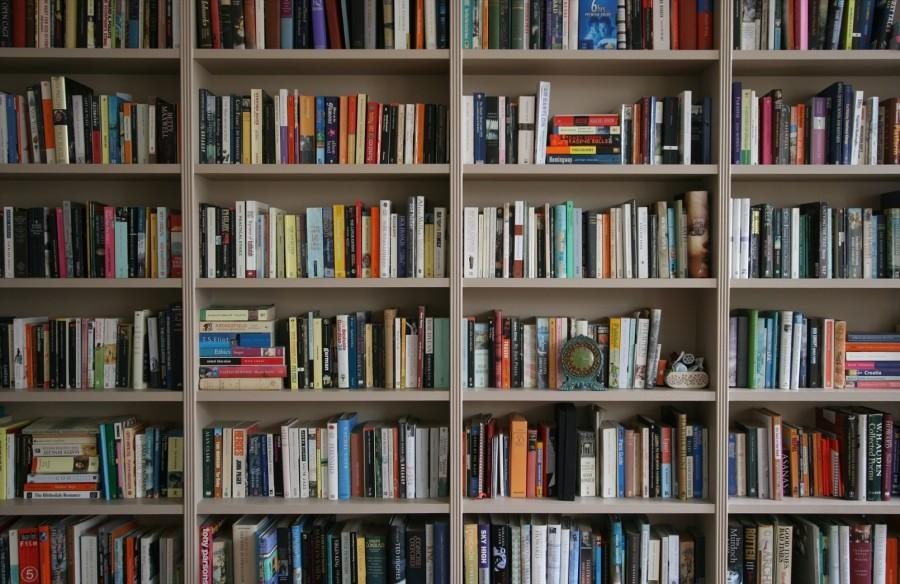 A Peek Inside Your Teachers' Bookcases