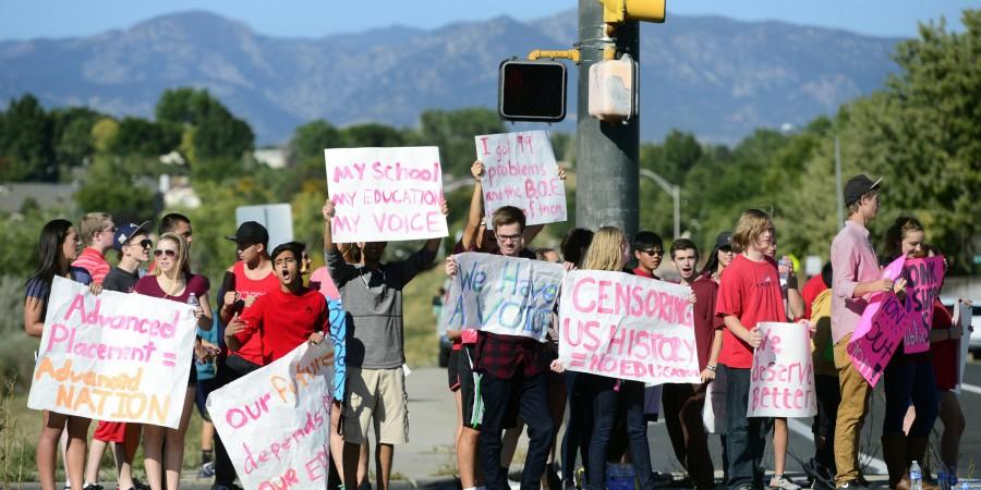 Because of a high number of teacher absences, two Jefferson County Schools, Standley Lake High School and Conifer High School, have canceled classes on Friday, Sept. 19, 2014, and closed their doors.