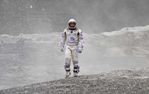 Now Showing: 'Interstellar'