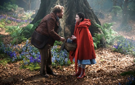 "Now Showing: ""Into the Woods"""