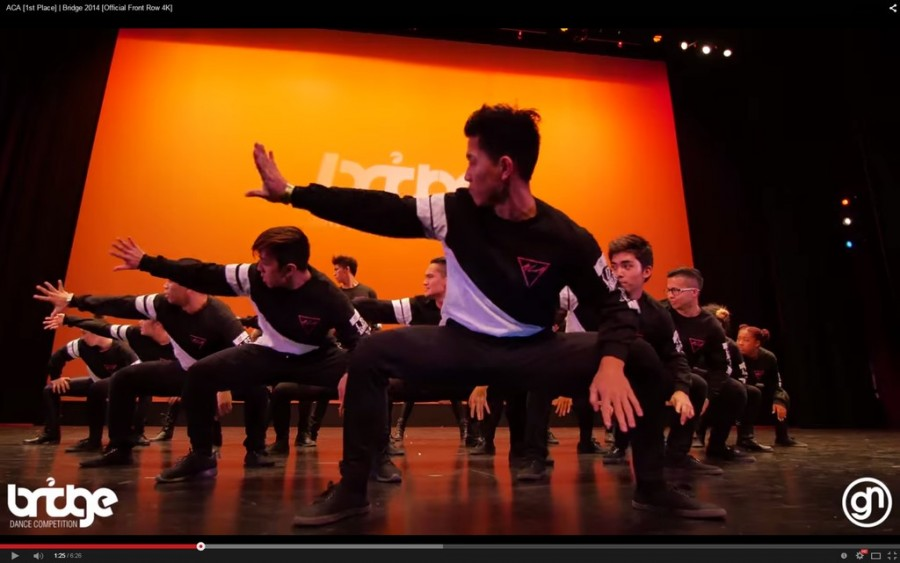 Diamond Bar Alumni Dances to Hip-Hop Fame