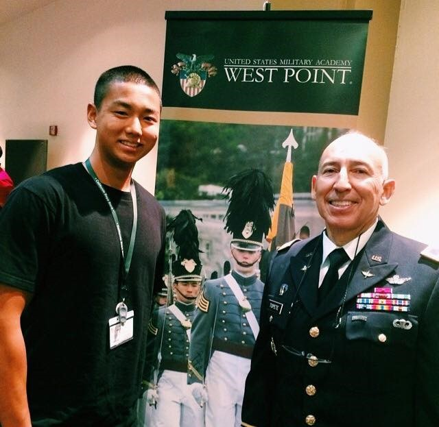 Brahma Accepted to West Point