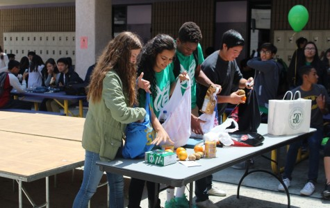 Going green at DBHS