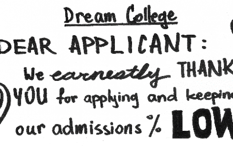 SERIOUSLY SATIRICAL: College Applications