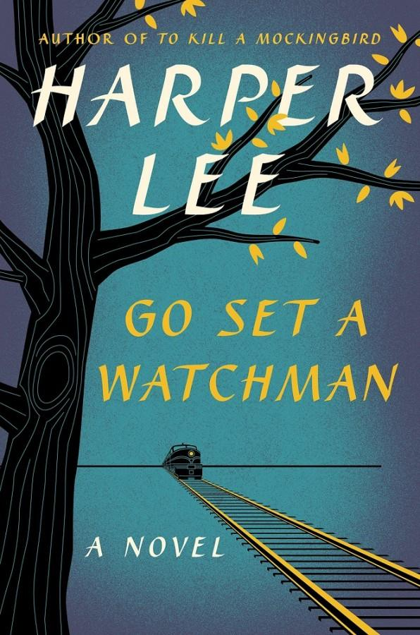 Cover of Harper Lee's new book 'Go Set A Watchman'