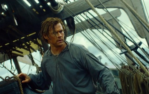 Ron Howard's newest film tells the tale of the men who inspired Herman Melville's classic novel.