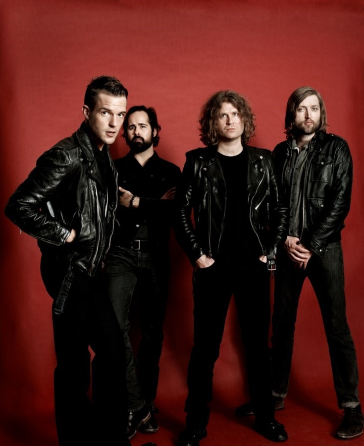 In love with the Killers