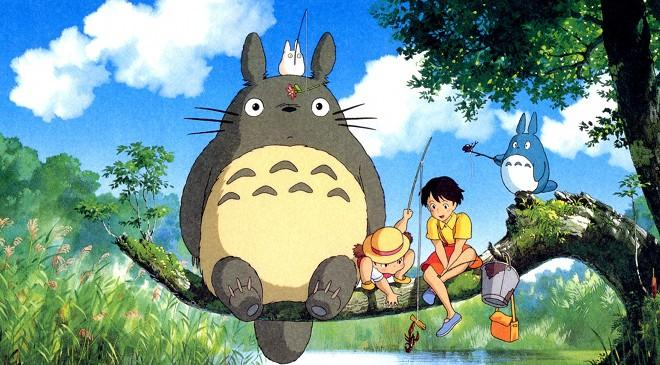 The Joys of Studio Ghibli