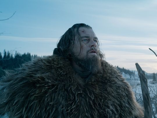 Now Showing: The Revenant