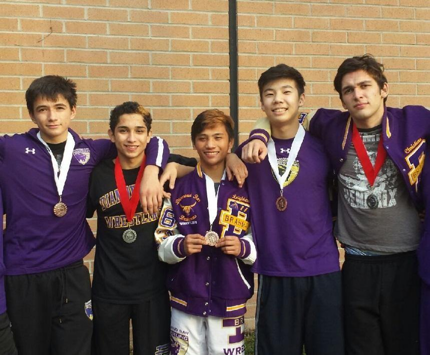 Grapplers shine at tournaments