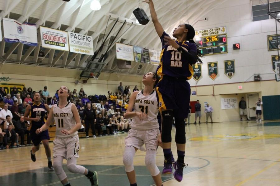 Season ends for Lady Brahmas after loss in quarterfinals