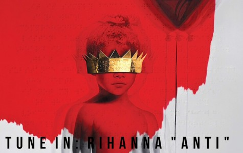 Tune in: Anti by Rihanna