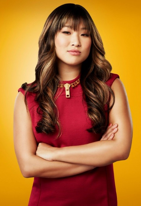 Tina Cohen-Chang (Jenna Ushkowitz) was a main character on the popular hit tv show