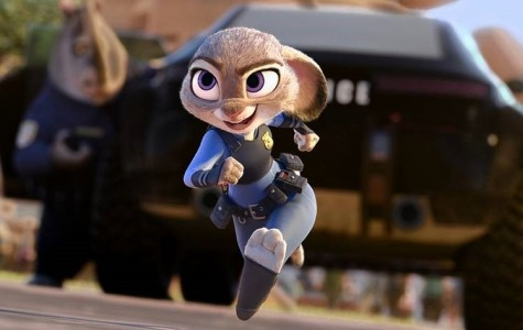 Now Showing: Zootopia