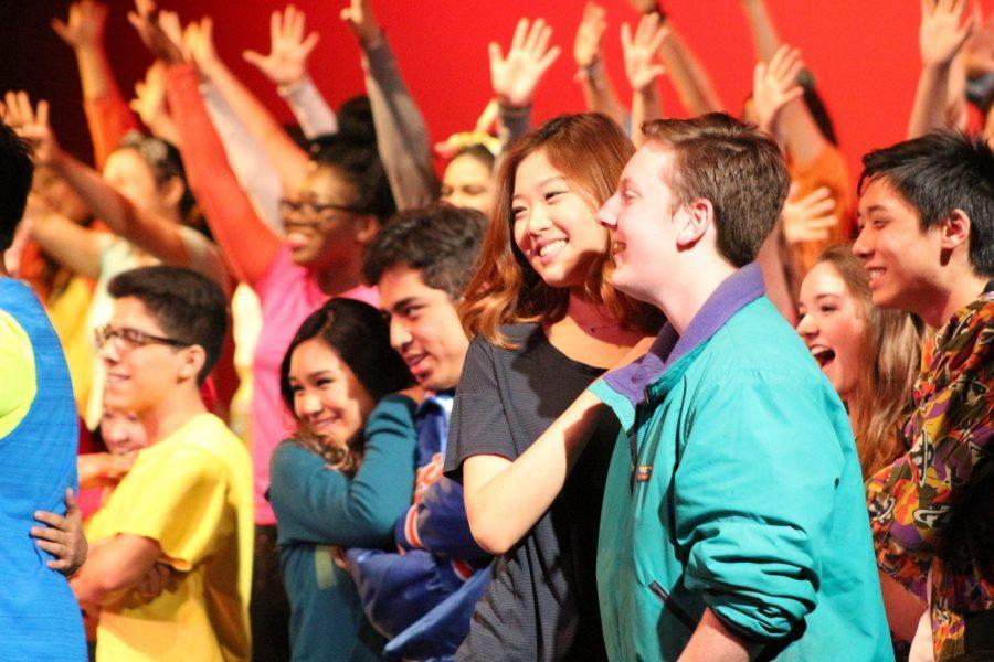 Choir, 'Like, Totally,' Brings Back 80's