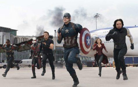 Now Showing: Captain America: Civil War
