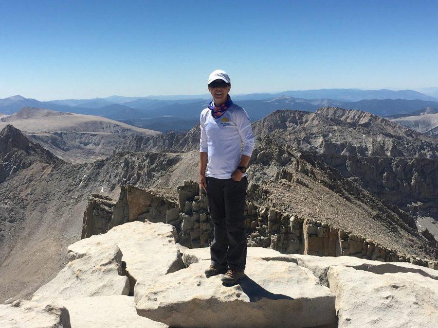 Bravo braves Mt. Whitney