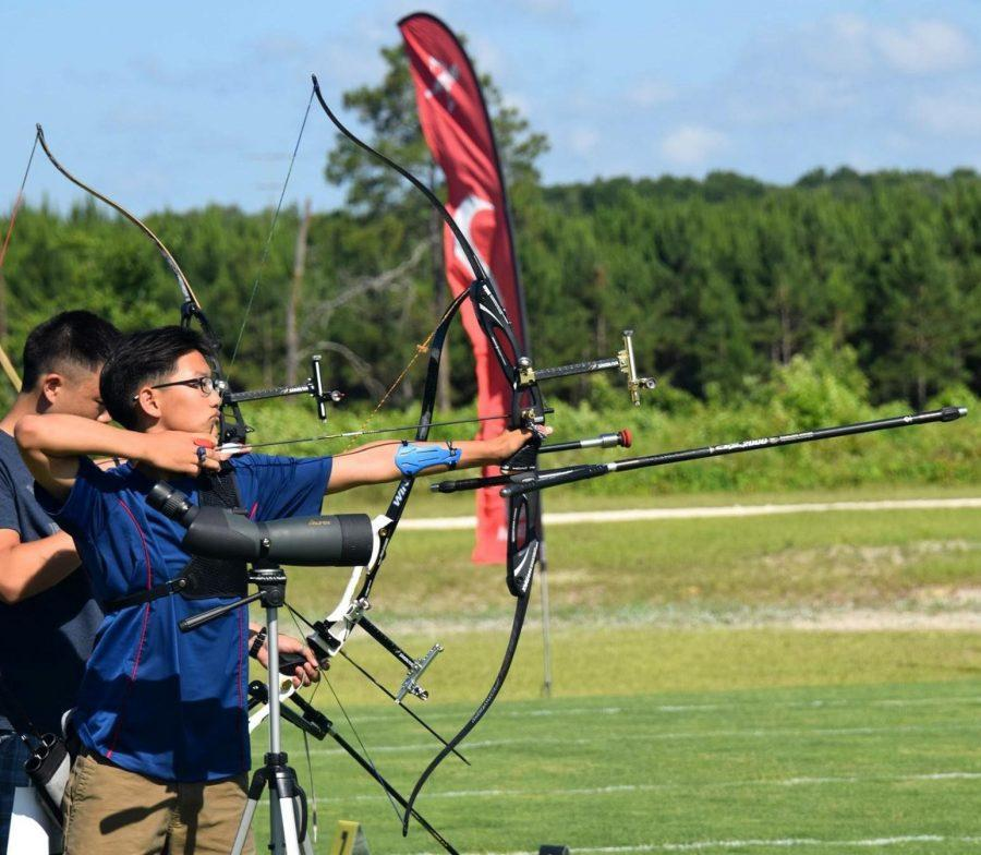 Young+archer+shoots+for+USA